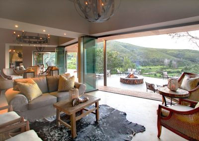 Botlierskop Game Lodge Room