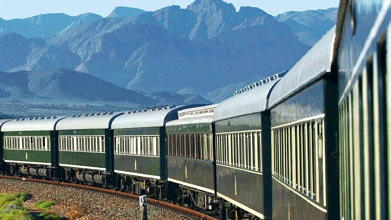 13 nights Cape Town and Rovos Rail All Inclusive Golf Safari