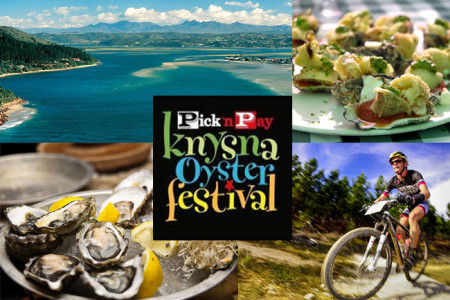 2018 Knysna Oyster Festival